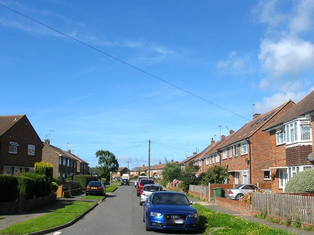 Meadow Way, Ferring