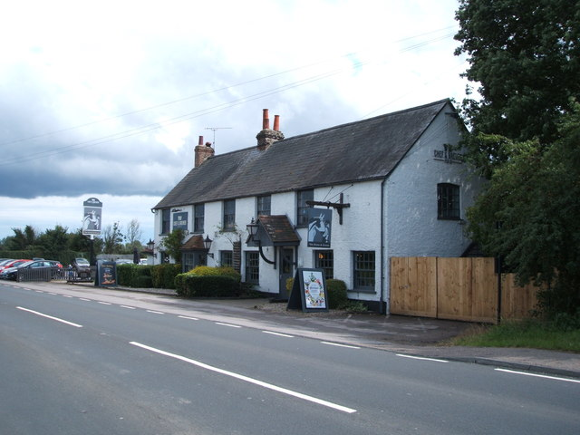 The Horse and Groom public house