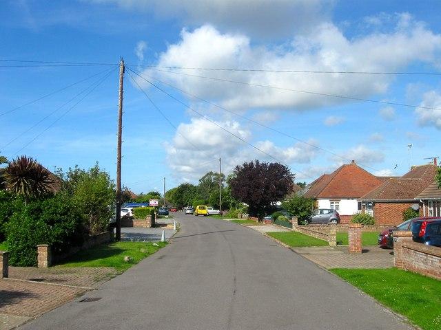 Cissbury Road, Ferring