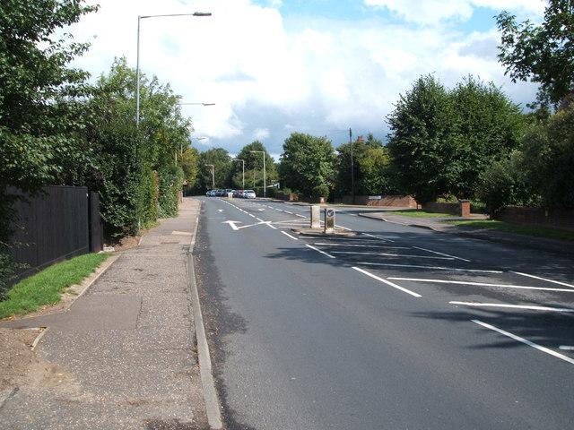 Roxwell Road (A1060), Chelmsford