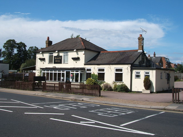 The Black Bull, Chelmsford