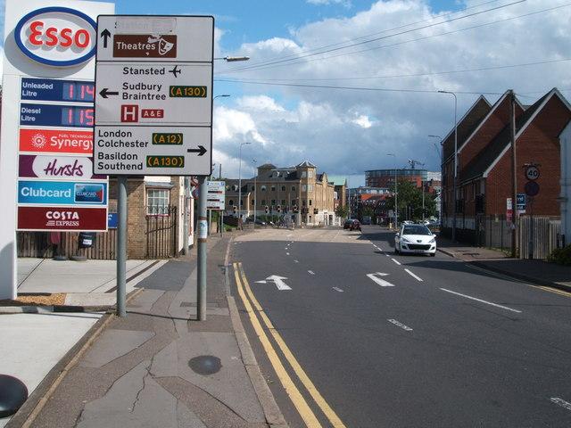 Rainsford Road, Chelmsford