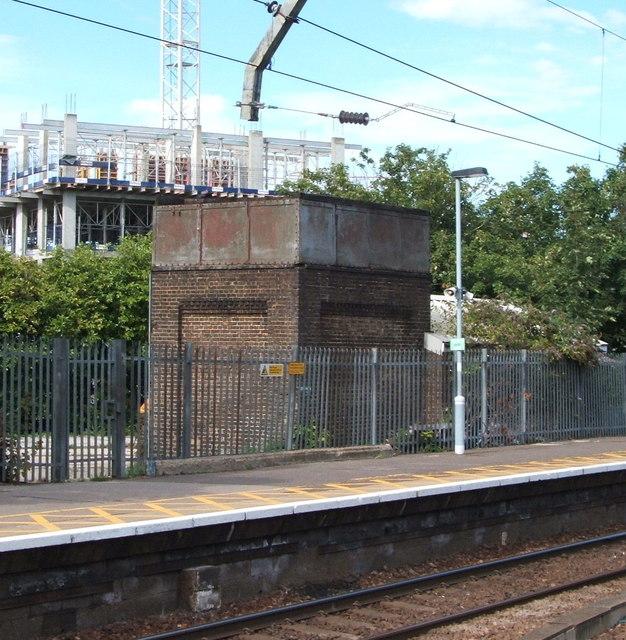 Water tank, Chelmsford Railway Station