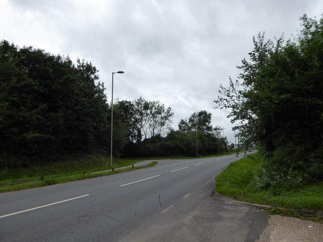Lampposts in Harts Farm Way