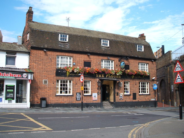 The Plough public house, Chelmsford