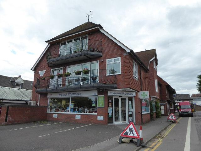 Pharmacy in Park Road