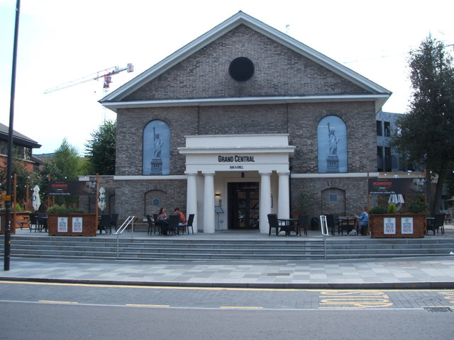 Grand Central Bar & Grill, Chelmsford