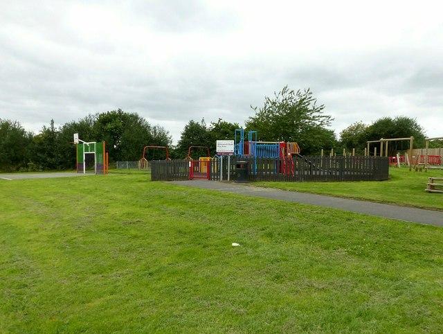 Wirksworth Road Play Area