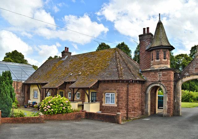 Henry Burton Court, Monmouth