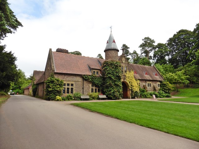 Stable block, Knightshayes Court