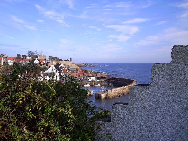 Crail Harbour, Fife