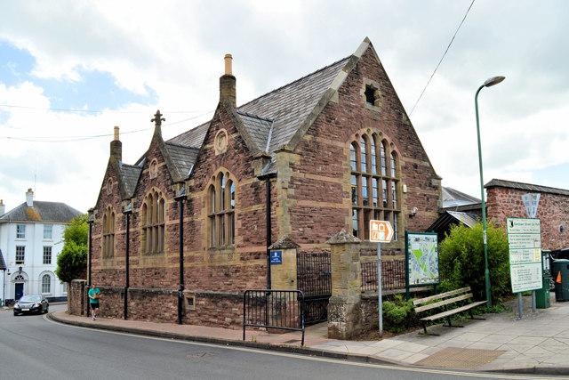 Glover Music School, Monmouth School