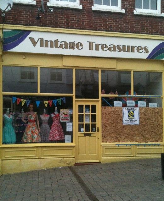 Vintage Treasures - Church Street