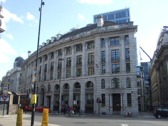 1 Lombard Street, London