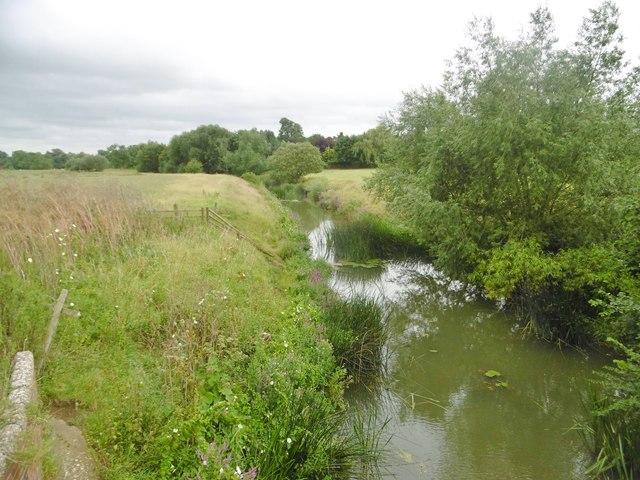 Wimpstone, River Stour