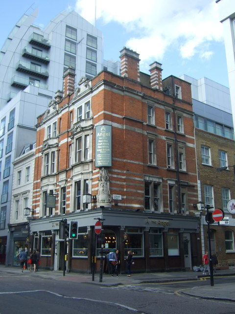 The Angel Free House, London
