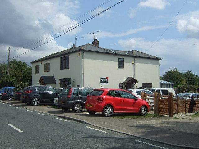 House on Hastingwood Road