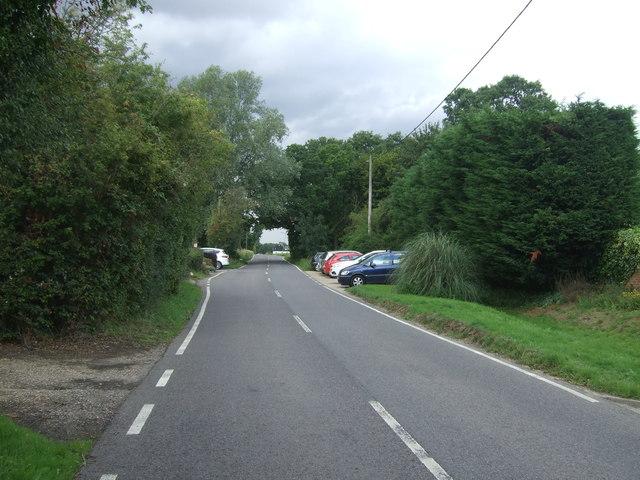 Mill Street, Hastingwood