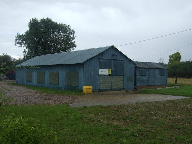 Environment Agency building, Fyfield