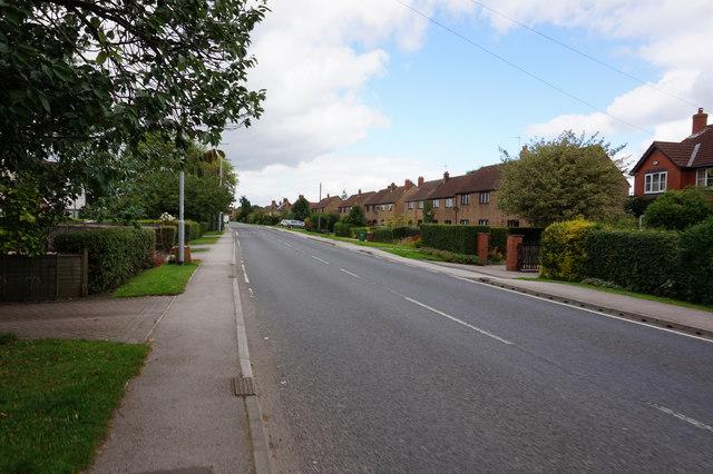 Highfield Road, Bubwith