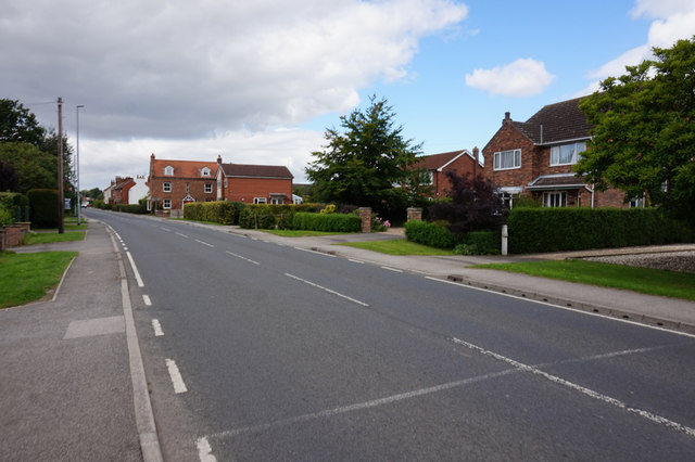 Highfield Road, Bubwith
