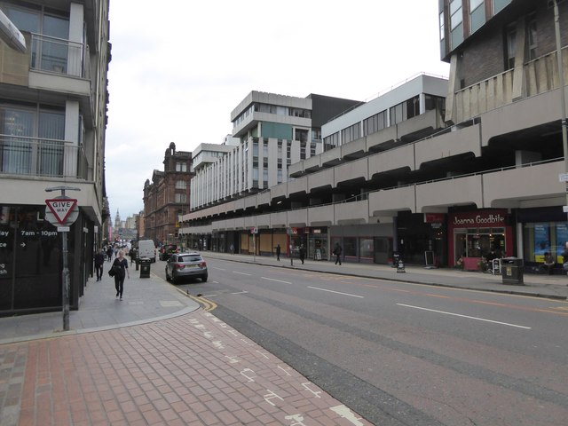 Buildings of architectural interest, George Street