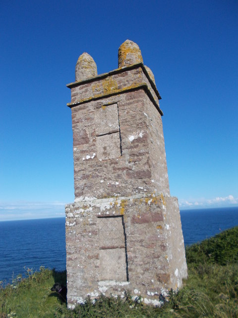 Beacon Tower, Berriedale, Caithness