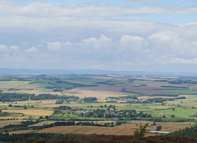 A View Over North Northumberland
