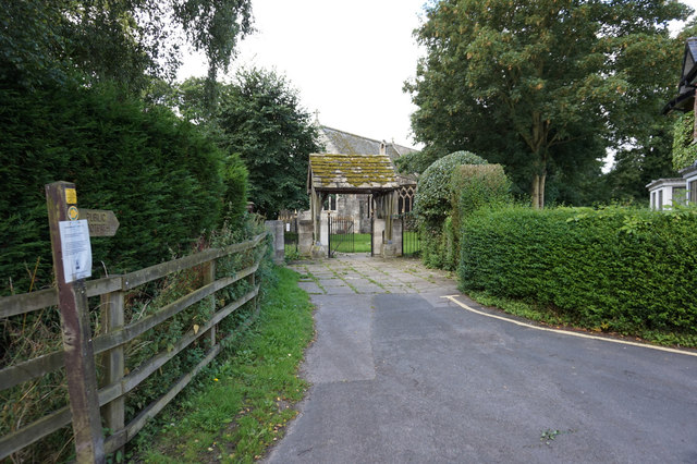 Entrance to All Saints Church, Bubwith
