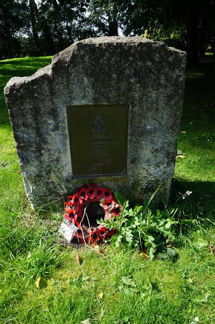 78 Squadron Bomber Command  Memorial