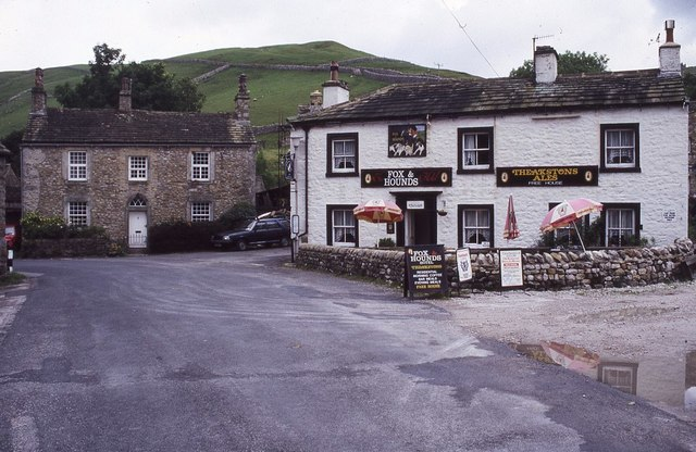 Fox and Hounds, Starbotton