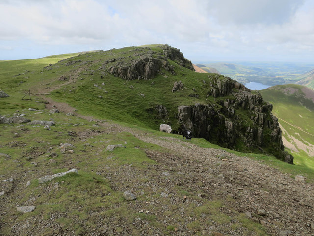 Bridleway to Red Pike