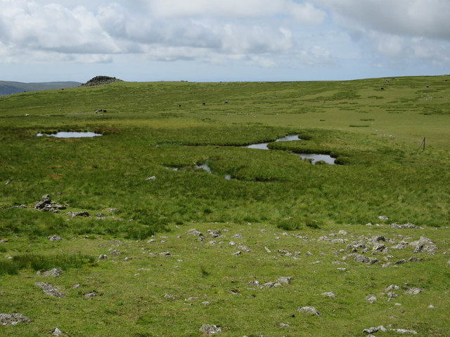 Pools near Red Pike