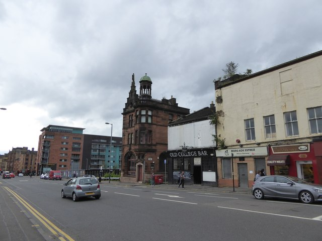 Civic Room and Old College Bar, High Street