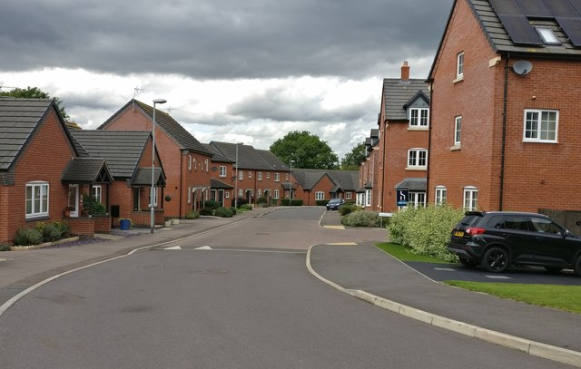 Ridleys Close in Countesthorpe