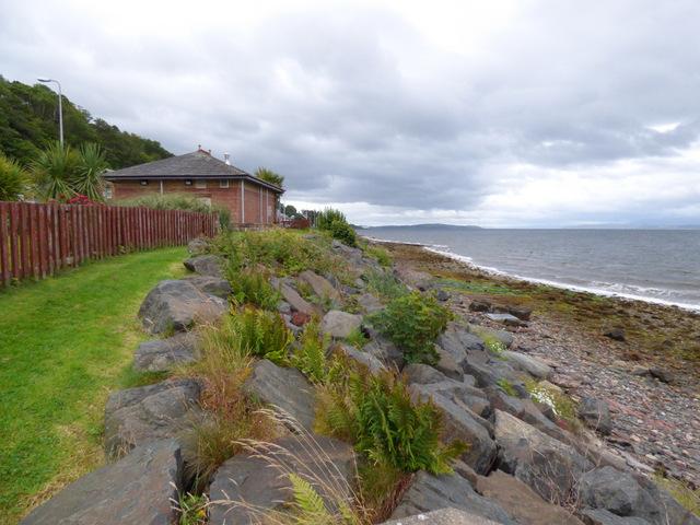 The shore at Skelmorlie