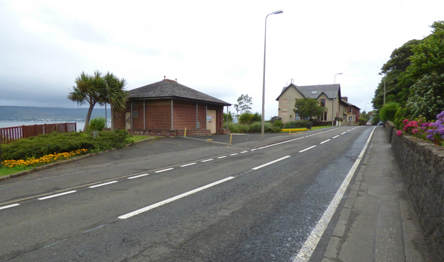 Shore Road, Skelmorlie