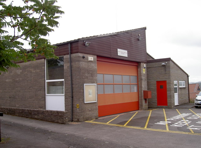 Blagdon Fire Station