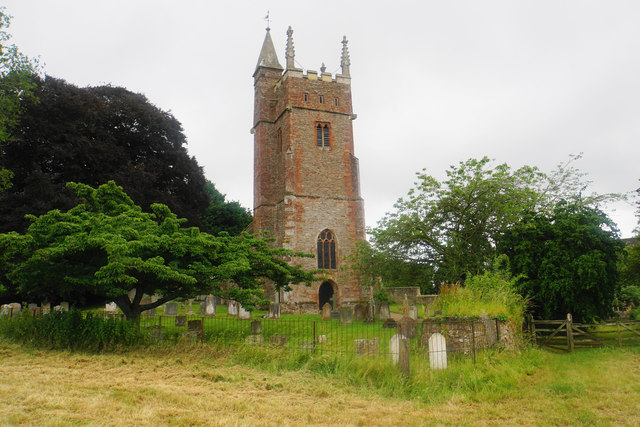 The Church of St Thomas of Canterbury, Cothelstone