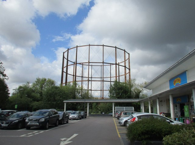 Gasometer, Salisbury