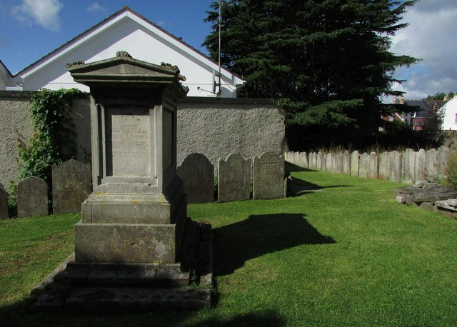St Andrew's churchyard, Torre