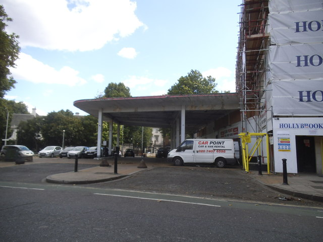 Car hire firm on Borough Road