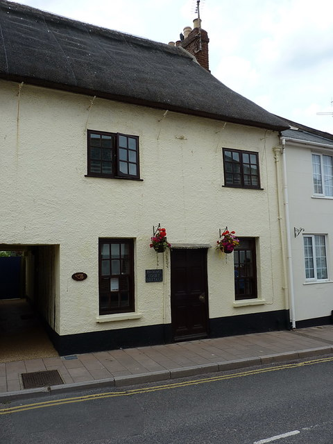 No 4, Mill Street, Sidmouth