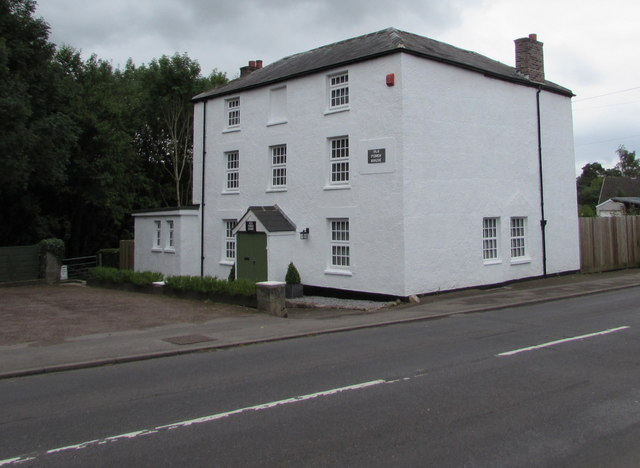 Old Punch House, Hereford Road, Mardy