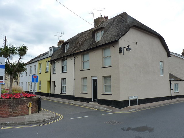 Nos 4 & 5, East Street, Sidmouth