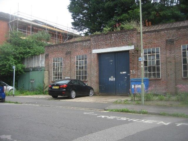 Workshop - Flaxfield Road