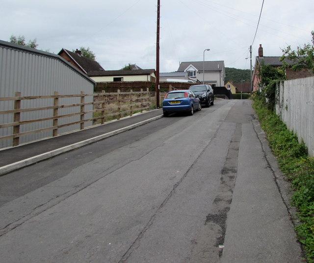 Up Nantgavenny Lane, Mardy