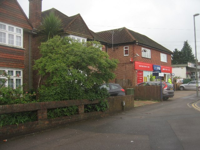 Shop in Old Palace Road