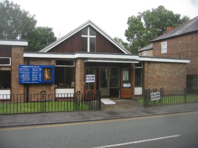 Guildford Park Church