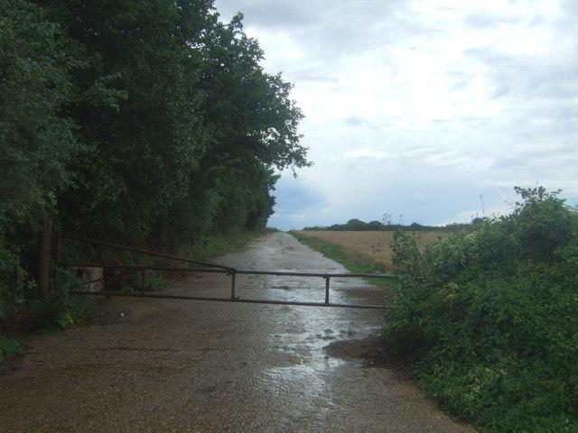 Farm track (bridleway), Bath Bridge